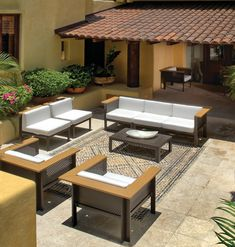 The epitomy of class and comfort is the perception provided when taking in this outdoor setting that features our Vibe Modular Collection. Be sure to visit our website to view more details about this mid-century modern designed collection. Outdoor Furniture Inspiration, Outdoor Furniture Sets, Outdoor Decor, Outdoor Settings, Mid Century Modern Design, Perception, Mid-century Modern, Patio, Website
