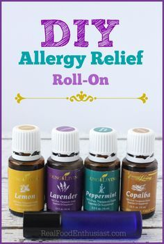 Say good-bye to constant sneezing and itchy, watery eyes with this all-natural remedy for seasonal allergies! Join my FaceBook page here-https://www.facebook.com/groups/HealWithEssentialOils/