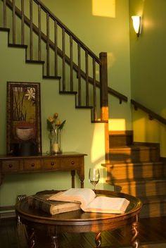 Heritage home One scene