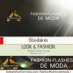 "nice MI BLOG MODA EN REVISTA ""HOLA FASHION""-""LOOK AND FASHION"""