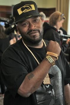 Bun B wears Gumball 3000 x Goodwood NYC! Sweet smile from a great guy.
