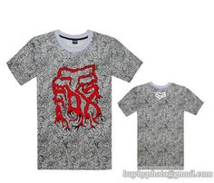 Fox Tees Appreal Short T Shirts 34|only US$27.00 - follow me to pick up couopons.