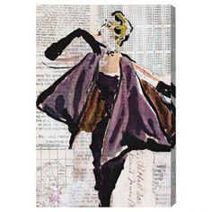 Vintage Glam - Modernarte — The Oliver Gal Artist Co.
