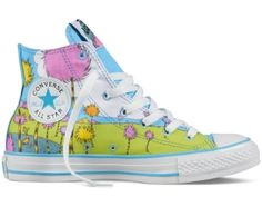 """All Star Dr.Seuss """"The Lorax""""- I think I'm gonna buy these this weekend!"""