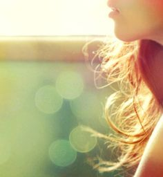 Dreamy summer light