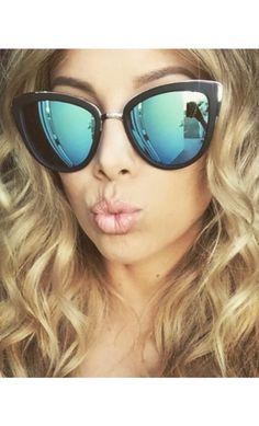 3b8a8e51d6 Quay My Girl Sunglasses Black