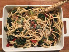 ToohappylivingPumped up Veggie's and Pasta