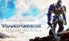 Watch The Trailers of Transformers: The Last Knight SYNOPSIS The Last Knight shatters the core myths of the Transformers franchise, and redefines what it means to be a hero. Humans and Transformers are at war, Optimus Prime is gone. Hd Movies, Movies To Watch, Movies Online, Movies Free, Transformers 5, Sci Fi Thriller, Michael Bay, Last Knights, Anthony Hopkins