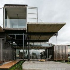 rdp shipping container house