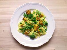 Brokkolis, csirkés piláf - Receptek | Ízes Élet - Gasztronómia a mindennapokra