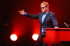 LOS ANGELES (AP) — Elton John didn't just premiere tracks from his new album at his most recent concert, he offered a