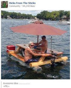 Picnic Boat!
