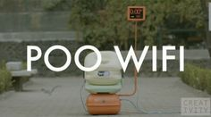 Ad Agency Turns Dog Poop Into Free WiFi - DesignTAXI.com