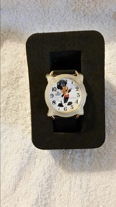 Mickey Mouse magician watch