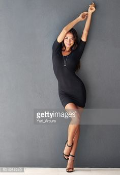 Ive A Few Ideas About What We Can Do Tonight Stock Photo   Getty Images. I've a few ideas about what we can do tonight caption: Full length shot of a gorgeous brunette in a sexy black dresshttp://195.154.178.81/DATA/i_collage/pi/shoots/783714.jpg link: http://www.gettyimages.com/detail/photo/ve-a-few-ideas-about-what-we-can-do-tonight-royalty-free-image/501951243