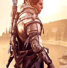 Connor; Assassins Creed 3