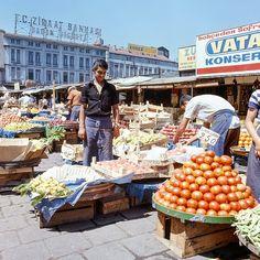 Bir turist gözüyle eski İstanbul