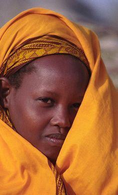 Faces of Kenya | The Gabbra live in the Chalbi desert, between Lake Turkana and Moyale and Marsabit in southern Ethiopia.    The Gabbra are an Eastern Cushite people related to the Somali-Rendille in their historical origins in the southern Ethiopian highlands about AD 1000.
