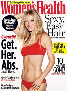 Gwyneth Paltrow Reveals Sculpted Abs -- and We've Got Her Workout Secret