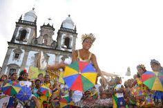 Resultado de imagem para frevo de carnaval em Olinda Recife