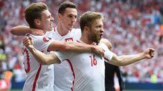 Jakub Błaszczykowski (POL) - Opening Goal - Switzerland vs Poland 4-5 (pen) - Round of 16 UEFA Euro 2016