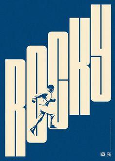 La Boca - Rocky film poster.