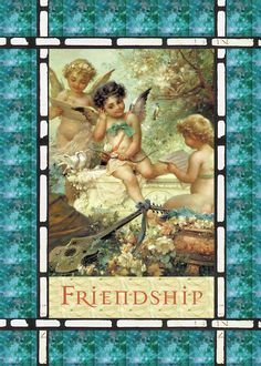 Oracle Card Friendship   Doreen Virtue - Official Angel Therapy Website