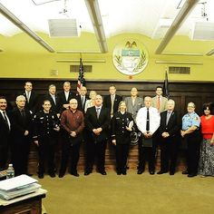 The #CCAC #FireVEST class of 2016 was recently honored at the #AlleghenyCounty Council meeting. Congratulations to Holly John Eric Jettie and Cynthia on their hard work and success!