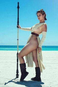 Sexy Rey Cosplay - Star Wars - uh oh.someone's being very naughty! Rey Cosplay, Rey Star Wars, Poses, Darkside, Star Wars Girls, Geek Girls, Cosplay Girls, Sensual, Marvel Dc