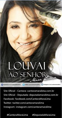 Mara Lima Oficial (@cantoramaralima) | Twitter