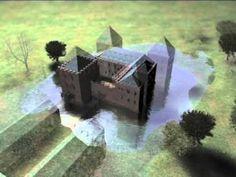 3D animatie van de ontwikkelingsfasen van kasteel Buren (G.) door Olav Odé RAAP