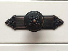Dresser Knobs Drawer Pull Handles Kitchen Cabinet by ARoseRambling