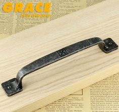 2.20$  Buy now - http://aliskz.shopchina.info/go.php?t=32533927206 - Antique American Style Furniture Handles Modern Drawer Cabinet Door Handle(C.C.:128mm L:165mm)  #magazine