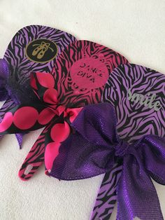 Dance Competition or Recital Gift Mirrors...take four! New blog post from The Lily of the Valley Craft Room!