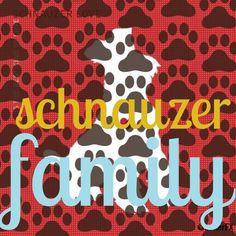 SchnauZer love.. Love my lulu :)