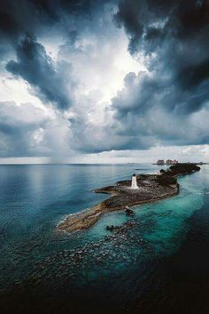 Nassau, Bahamas | For a nice change of pace from the frenetic pace of this energetic island capital, a jaunt over to Paradise Island is always welcome. For a great island view, plot a course to Paradise Island where you'll also see an old lighthouse built in 1817.