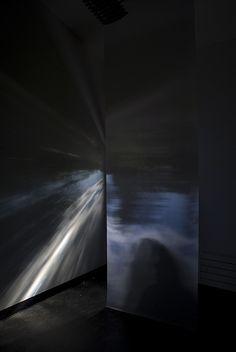 Interactive camera installation