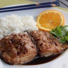 Ginger Glazed Mahi Mahi - Allrecipes.com