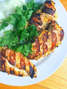 Indian Spiced Grilled Chicken