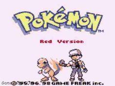Download gratis rom game jadul Pokemon Red untul GameBoy Color/GBC
