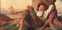 El blog de la Biblioteca: Tom Sawyer de M. Twain