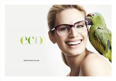 Introducing NEW Eco 2.0- Eyewear made from recycled materials!
