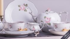 Nothing found for Product Category Herend Decors Vienna Rose Grand Vgr Pt Mocca, Timeless Wedding, Fine China, High Tea, Tea Set, Vienna, Tea Time, Tea Party, Porcelain