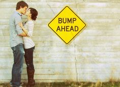 Creative Ways to Announce Your Pregnancy Online | Street Signs