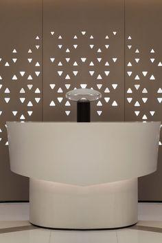 Reception Counter, Lobby Reception, Reception Desks, Counter Design, Ningbo, Spa Design, Building Facade, Hotel Lobby, Hotel Interiors