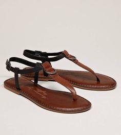AEO D-Ring T-Strap Sandal
