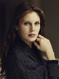 Marine Vacth photographed in Paris this month by Rannjan Joawn for the Observer New Review.