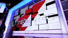 An Exclusive Look Inside ESPN's Cutting-Edge New SportsCenter Studio