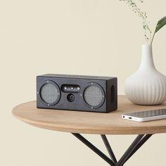 Mobile Klangwunder aus Bambus