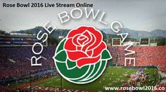 watch Rose Bowl 2016 live stream online from line up to rose bowl you have go to the privilege place.we are constantly prepared to serve watch live